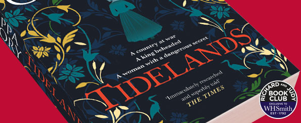Richard and Judy Introduce Tidelands by Philippa Gregory