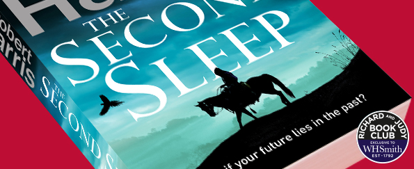 Richard and Judy Introduce The Second Sleep by Robert Harris
