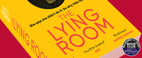 Richard and Judy Introduce The Lying Room by Nicci French