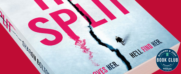 Richard & Judy Introduce The Split by Sharon Bolton