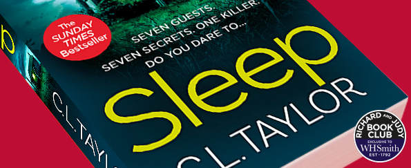 Richard and Judy Introduce Sleep by C. L. Taylor