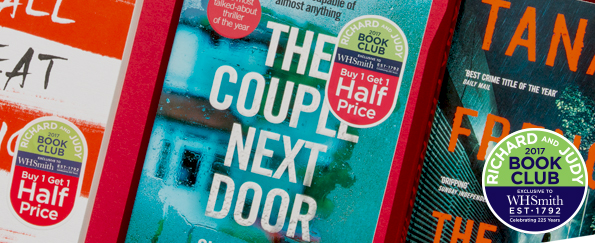 Richard and Judy Introduce The Couple Next Door by Shari Lapena