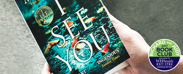 Read an Extract from I See You by Clare Mackintosh