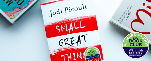 Richard and Judy Introduce Small Great Things by Jodi Picoult