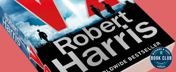 Richard & Judy Introduce V2 by Robert Harris