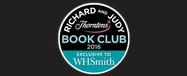 Vote Now For Your Richard & Judy Spring Book Club 2016 WINNER!