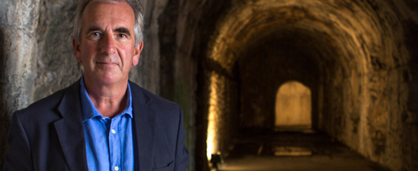 Robert Harris Discusses Why he Wanted to Write the Cicero Trilogy