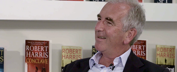 Robert Harris Discusses Truth vs. Fiction