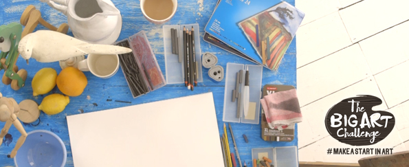 Make a Start In Art: How to Draw an Introduction