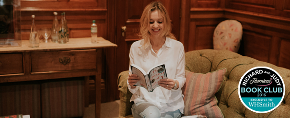 Rosamund Lupton: Books I Enjoyed Reading in 2015