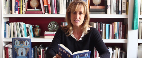 Exclusive Video! Santa Montefiore Reads an Extract from The Royal Rabbits of London