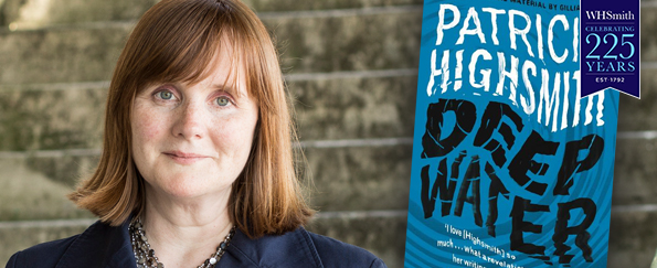 Sarah Hilary on Deep Water: Like the Best of Highsmith's Stories, This One Will Have you Squirming