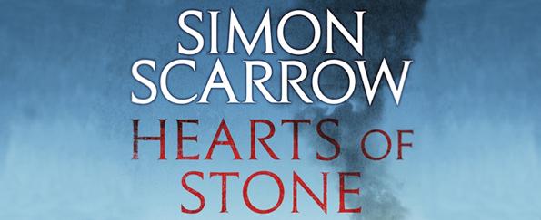 Simon Scarrow Hearts of Stone Competition
