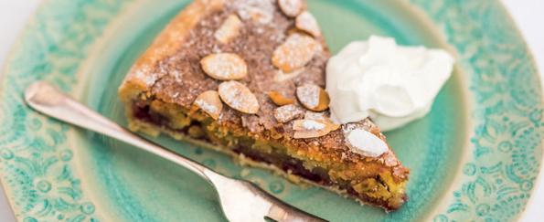 Sophie Thompson: Birchover Bakewell Tart Recipe