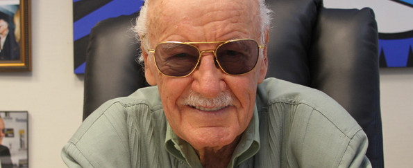 Stan Lee: An Interview on The Zodiac Legacy Convergence