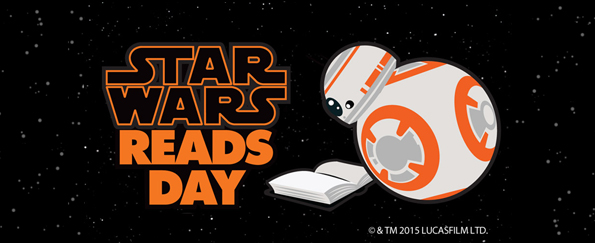 Star Wars Reads Day Activity Pack