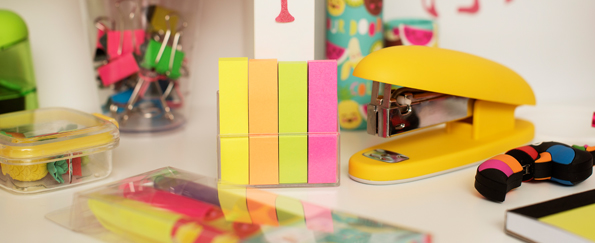 How to Pack Stationery for School for Each Key Stage