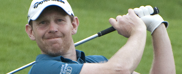 WHSmith Notebook Helps Stephen Gallacher Earn his Place at the Ryder Cup