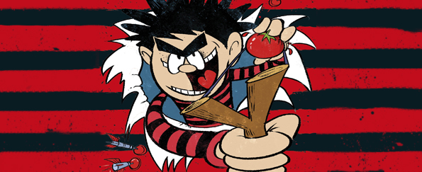 A Christmas Sneak Peek At The Diary of Dennis the Menace