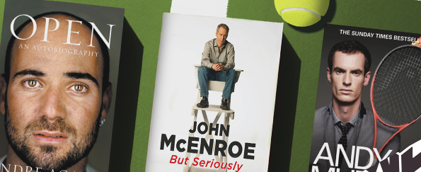 Books Every Tennis Fan Needs to Read