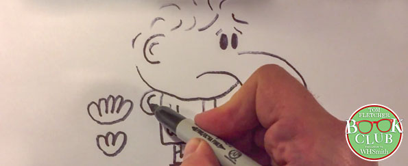 Exclusive Video! Jim Smith: How to Draw Barry Loser