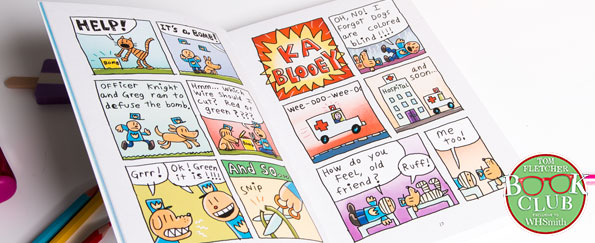 How Can I Use Graphic Novels to get my Child Reading?