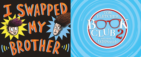Tom Fletcher Book Club: I Swapped My Brother On The Internet by Jo Simmons