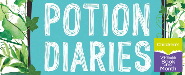 Children's Book of the Month: The Potion Diaries