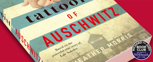 Richard And Judy Introduce The Tattooist of Auschwitz By Heather Morris