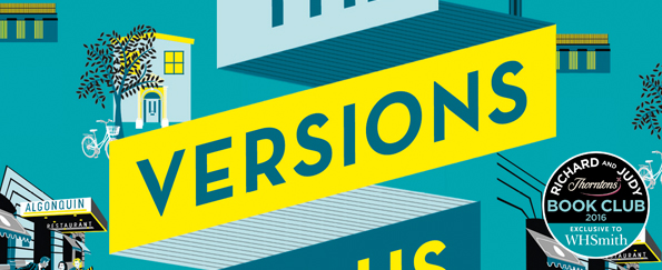 Book Club Questions for The Versions of Us by Laura Barnett