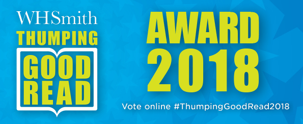 WHSmith Thumping Good Read Award 2018