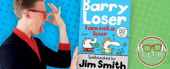 Tom Fletcher Book Club: I Am Not a Loser by Jim Smith