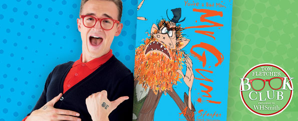 Tom Fletcher Book Club: You're a Bad Man Mr Gum! by Andy Stanton