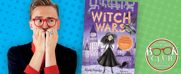 Tom Fletcher Book Club: Witch Wars by Sibeal Pounder