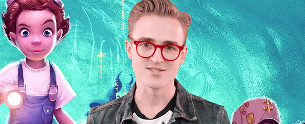 Video! Tom Fletcher on the Inspiration behind The Creakers