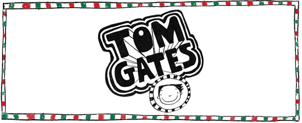 How to Make Your Own Tom Gates Baubles