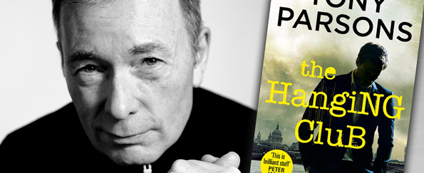 Tony Parsons: Questions and Answers on Crime Fiction