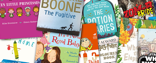 Top Children's Books 2015