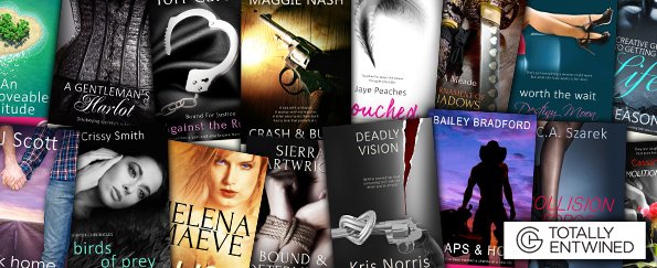 New! Indulge in a Touch of Romantica with Totally Entwined Books