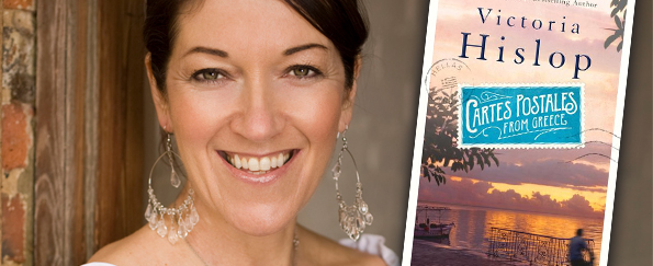Victoria Hislop: An Introduction to Cartes Postales from Greece