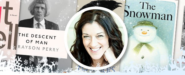Victoria Hislop: Christmas Shopping in a Bookshop (Not to be Read by my Family!)