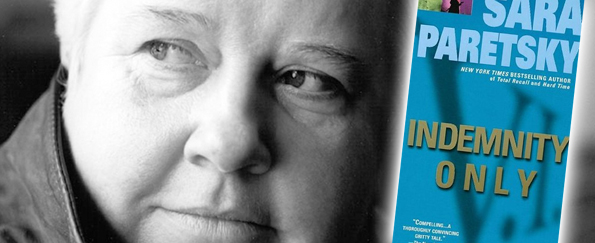 Val McDermid on Sara Paretsky's Appearance at the Theakstons Old Peculier Crime Writing Festival