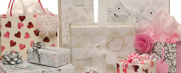 New! Wedding Gift Wrap Inspiration