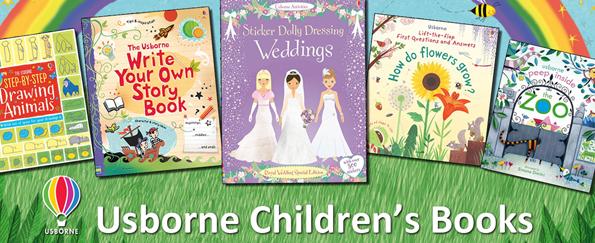 Why We Love Usborne Children's Books