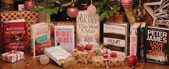 Our Christmas Top Picks: Fiction Books 2016
