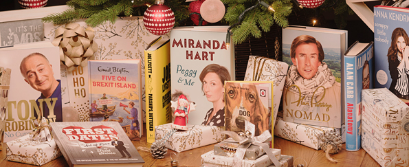 Our Christmas Top Picks: Humour Books