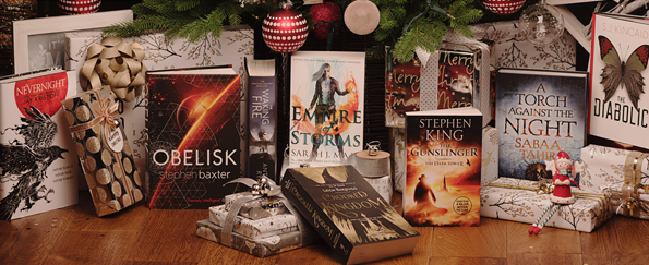 Our Christmas Top Picks: Sci-Fi and Fantasy Books 2016