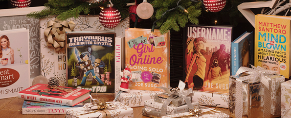 Our Christmas Top Picks: Vlogger Books
