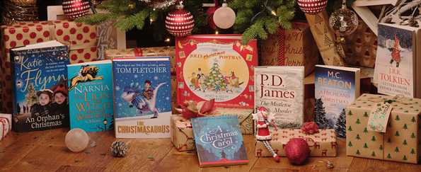 Our Christmas Top Picks: Christmas Reads