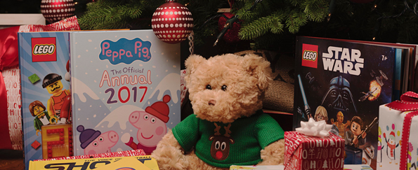 Our Christmas Top Picks: Annuals 2016